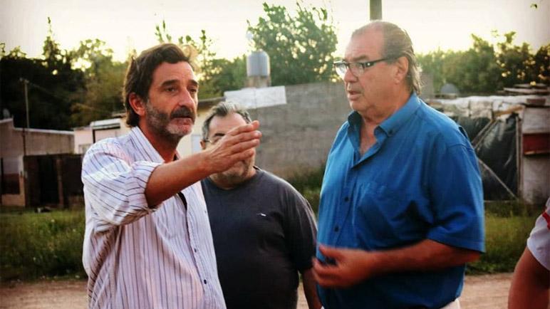 Sec de Obras y Servicios Públicos: Marcelino Seyral