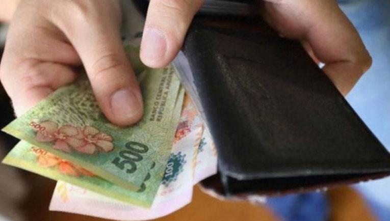Cronograma de pagos de sueldos del mes de enero.
