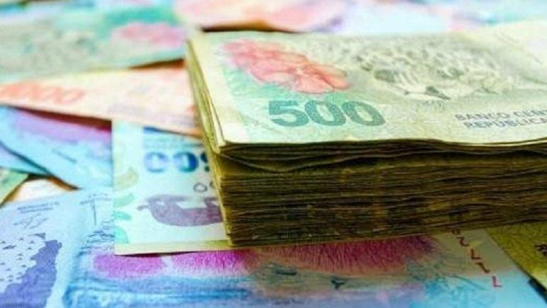 Casi la totalidad del dinero fue reintegrado.