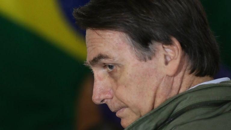 El presidente brasileño, de punta otra vez con Alberto Fernández.