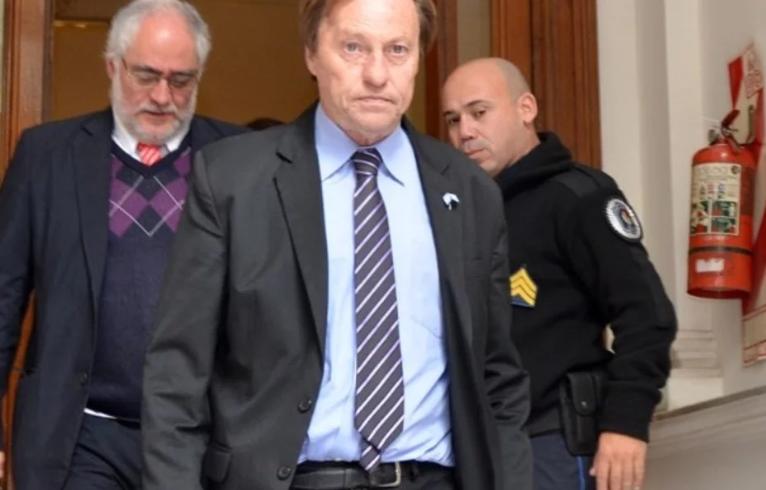 El ex intendente se declaró como inocente en los alegatos, y el lunes será la sentencia.