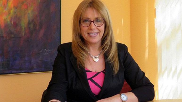 Claudia Giaccone levanta la bandera del rechazo al pacto fiscal.