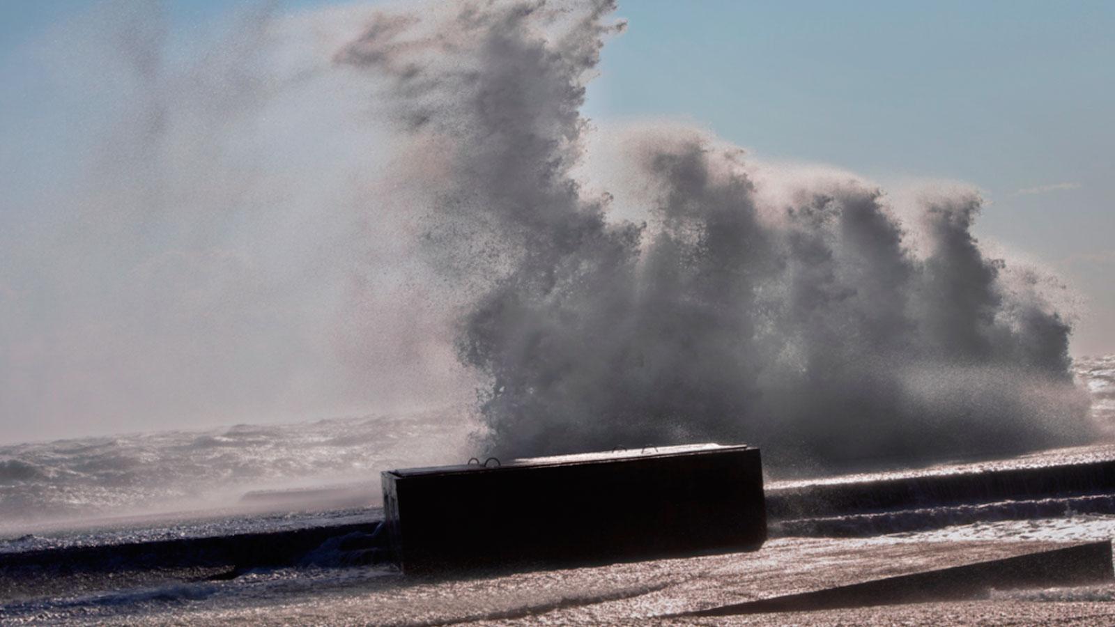Rachel Cobb, la fotógrafa del viento