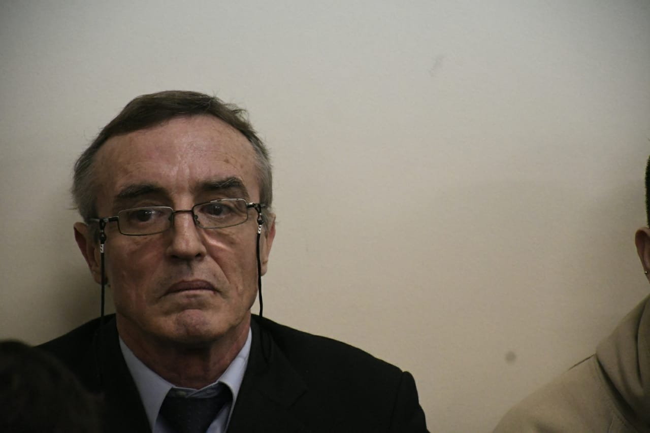 Hugo Tognoli, absuelto (Rosarioplus.com)