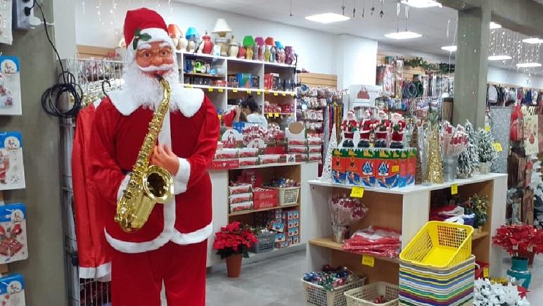 Papá Noel viene con inflación.