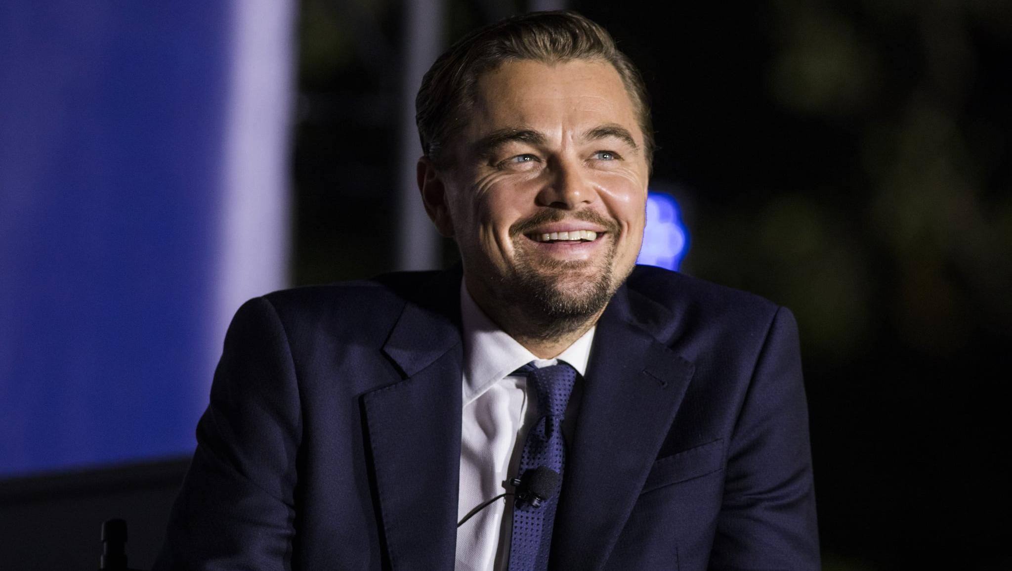 DiCaprio es un reconocido activista ambiental.