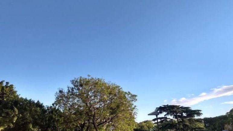 Ni una nube