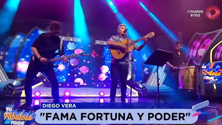 Diego Vera la rompió en 'Tu Fabuloso Finde'.