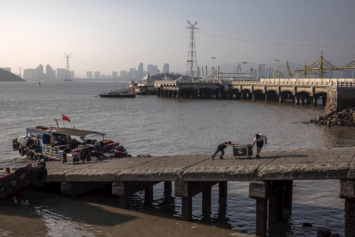 Un día en Xiamen (China)