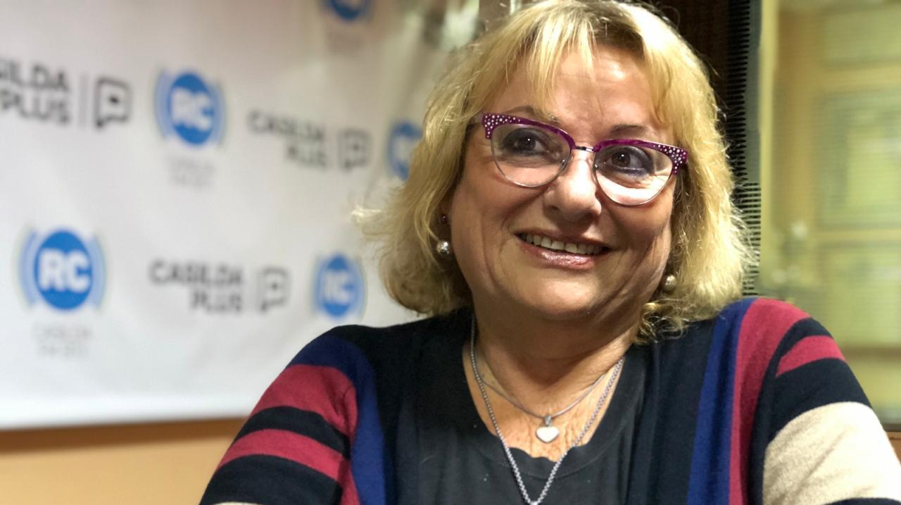 Sec de Cultura y educación: Antonia Pierucci