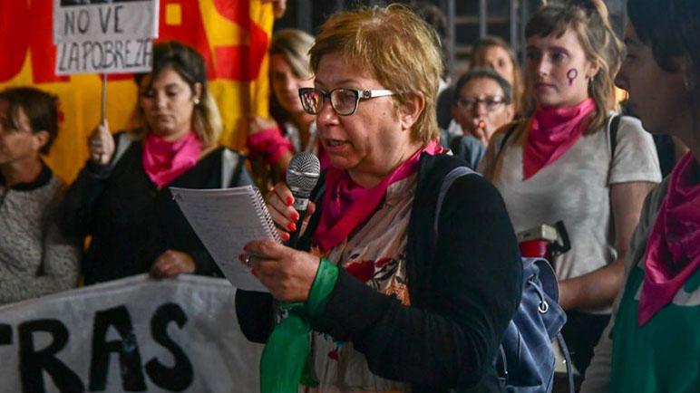 Sonia Lucci será quien diserte y modere la charla debate del próximo lunes.