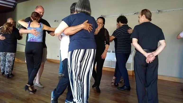 Las imágenes que dejó el Festival de Tango Agustín Magaldi.