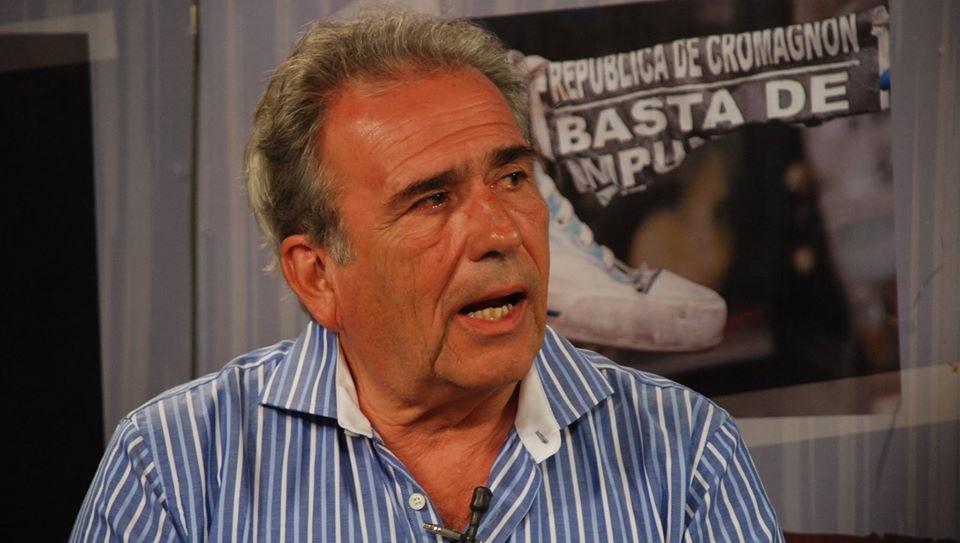 El referente del PJ santafesino, Ricardo Olivera.