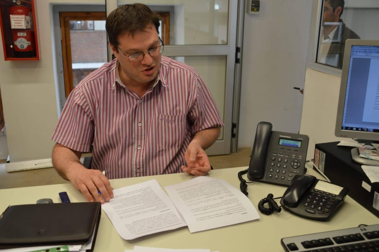 Guillermo Rajmil finalizará su mandato en poco más de un mes.