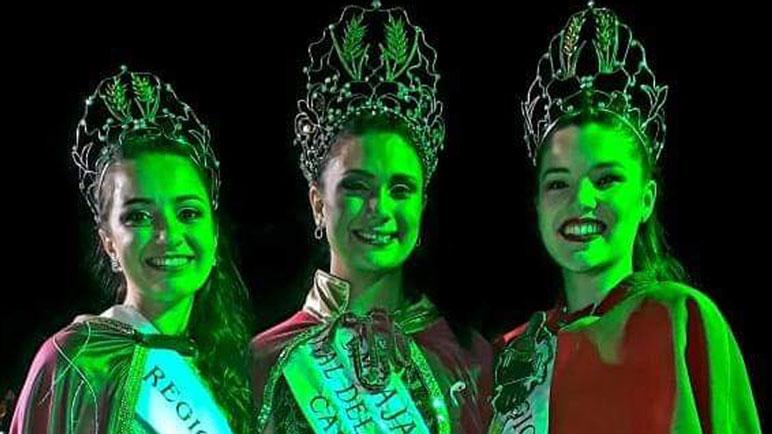 La corona no se toca. Lucía Battaia defiende su reinado con voz propia.