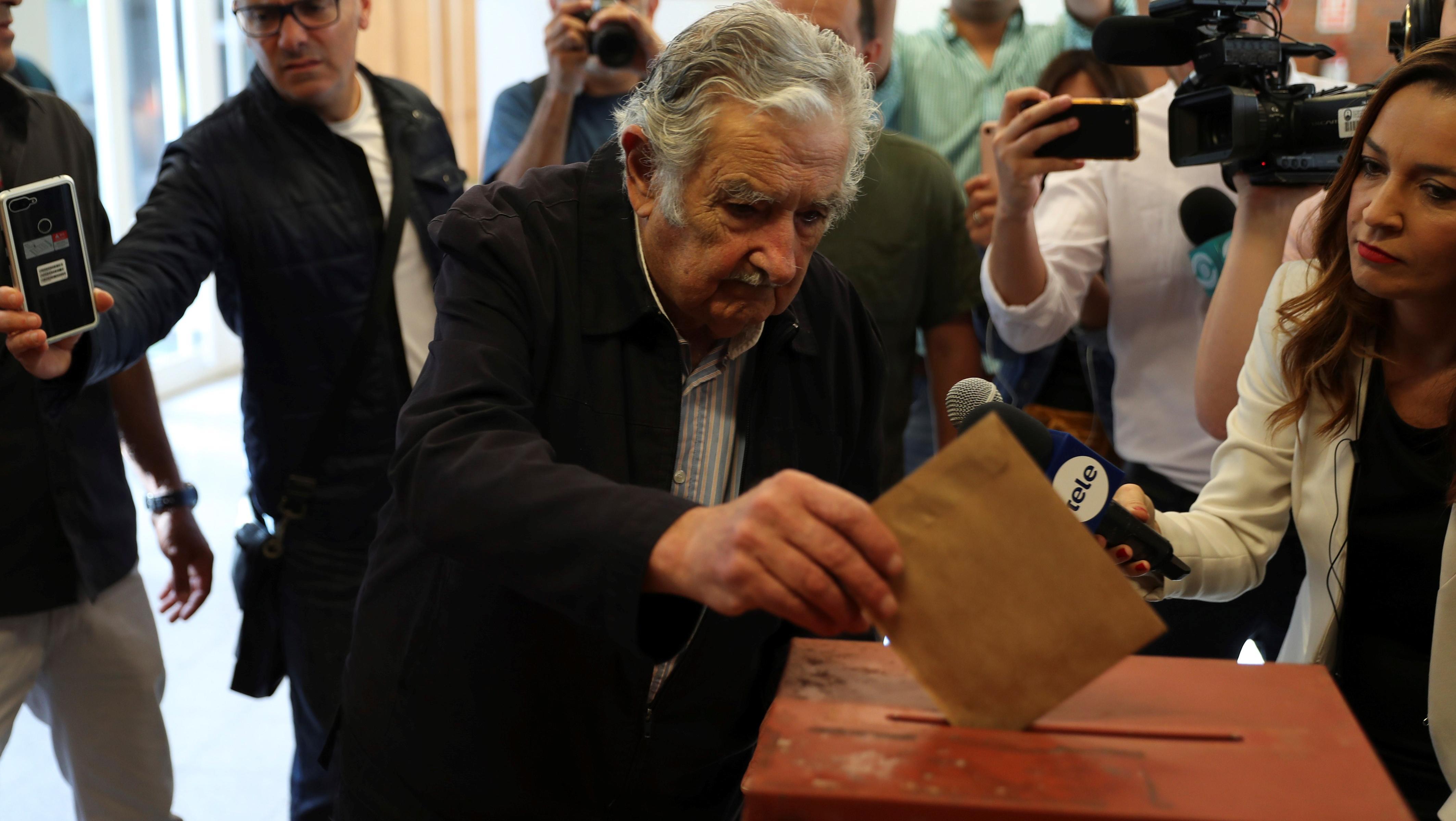 Pepe Mujica (Foto de EFE)