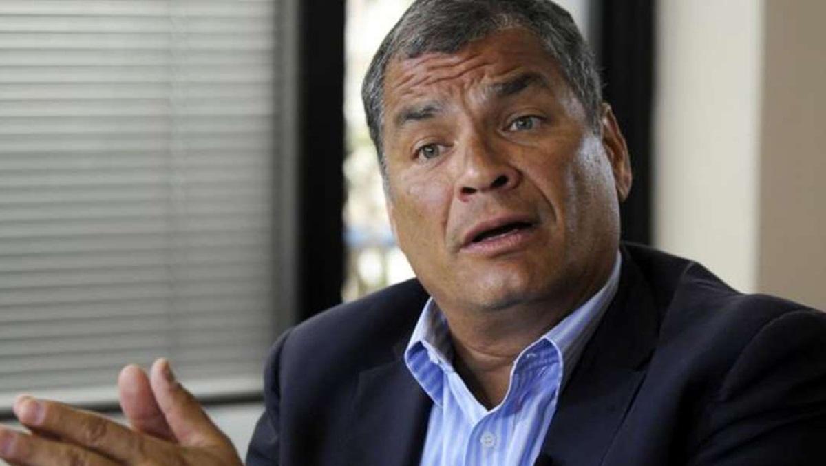 Correa está dispuesto a postularse para regresar a la presidencia.