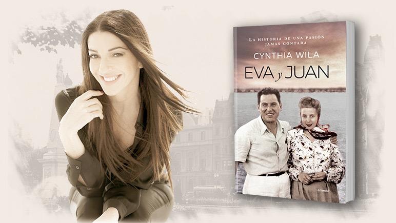 Wila investigó los libros y entrevistó a los cercanos de Evita y Perón.