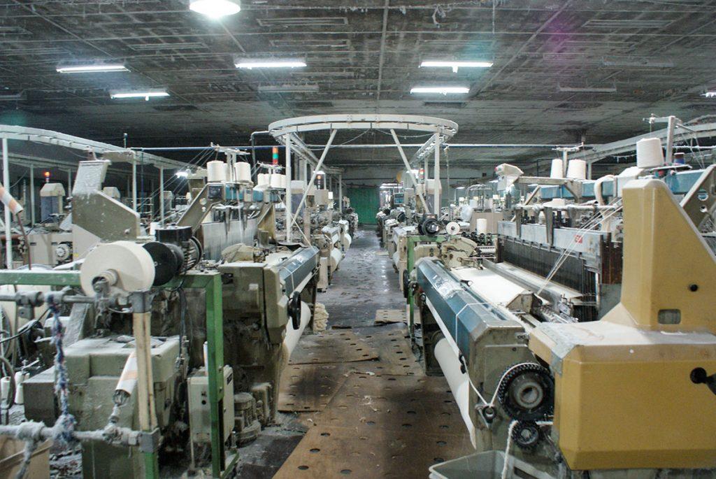 Textil, electrónica y muebles, los rubros más afectados por la recesión.