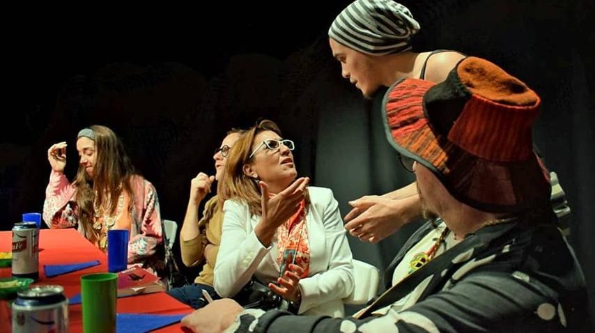 Una obra con raíces casildenses llega al Teatro Dante.
