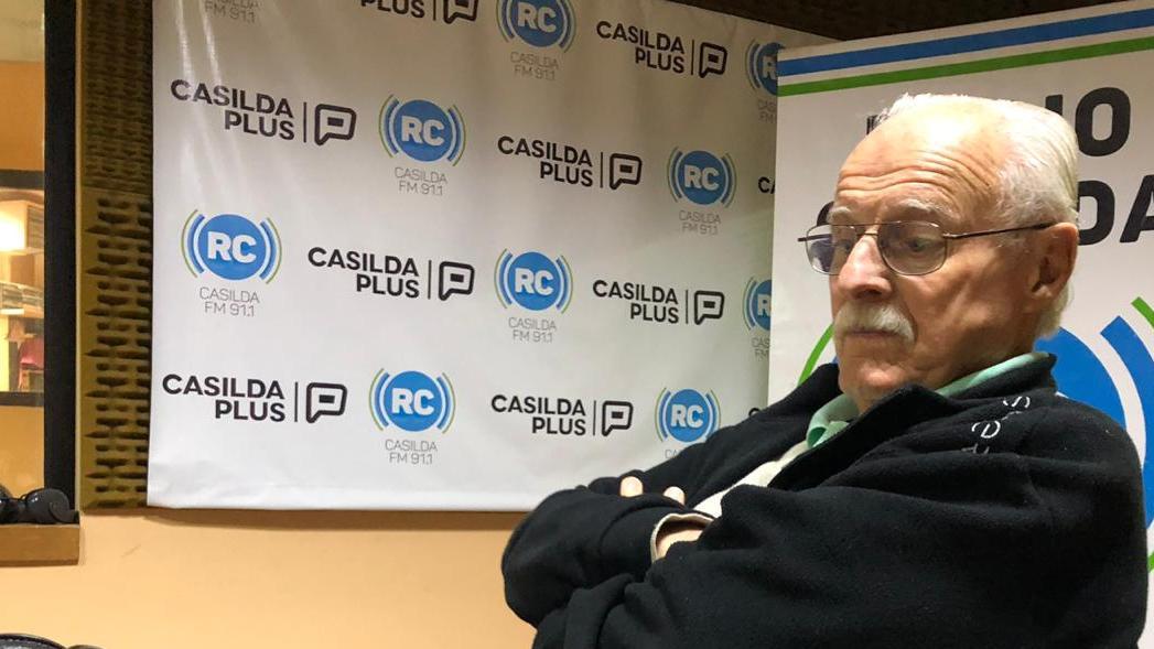 """Pozzi: """"Tenemos que restablecer la confianza en cuanto al arbitraje de los partidos""""."""