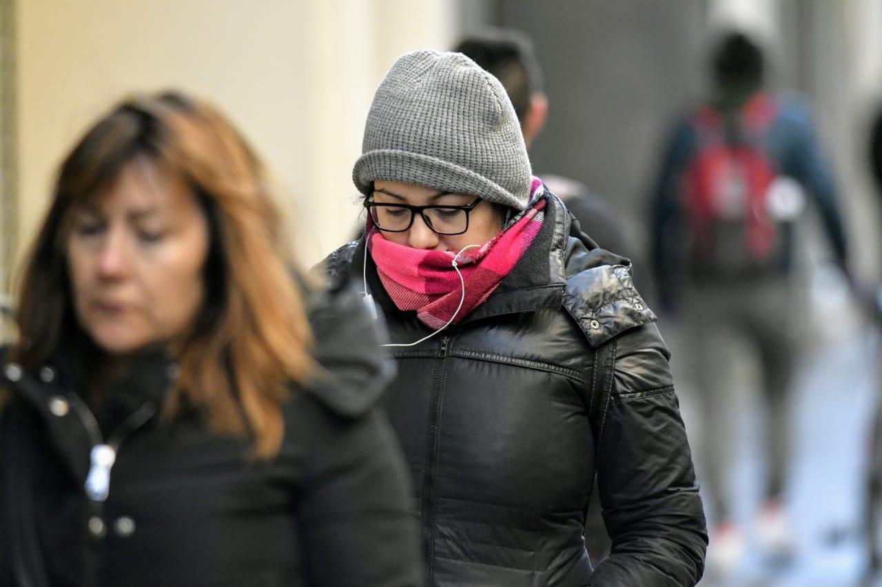 Sigue el frío en Rosario