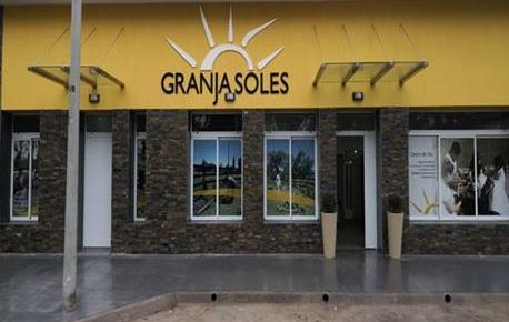 Uno de los centros de día con los que cuenta Granja Soles.