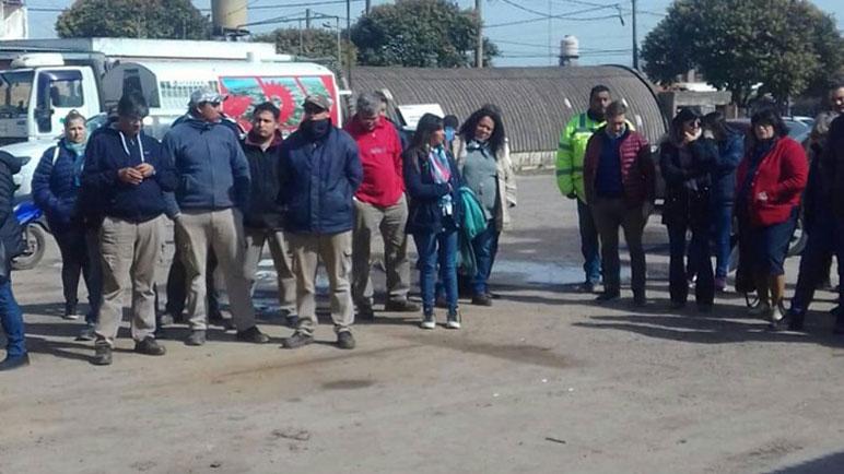 En Chabás siguen esperando por los que resta de los sueldos de agosto.
