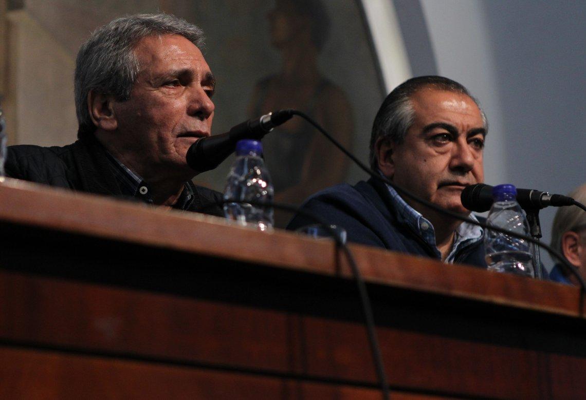 Acuña y Daerhablarán con los funcionarios nacionales.