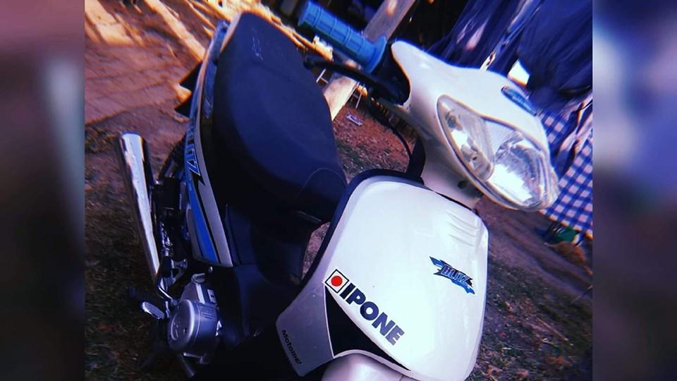 Fueron a robar en bicicleta pero las abandonaron y se llevaron una moto.