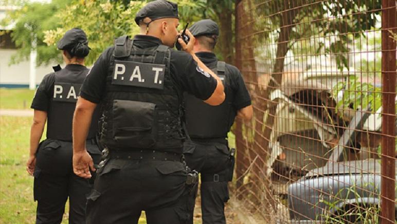 Las PAT, la nueva fuerza que llega desde Rosario a Casilda.