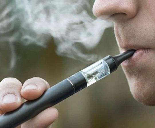 El cigarrillo electrónico también está prohibido.