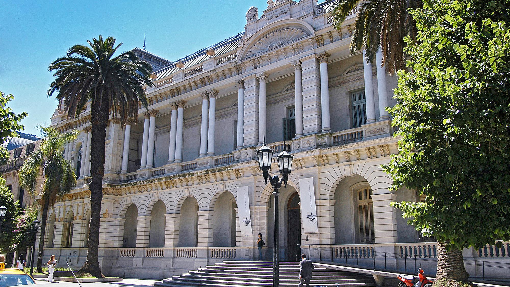 La Facultad de Derecho de la UNR será una de las sede del congreso.