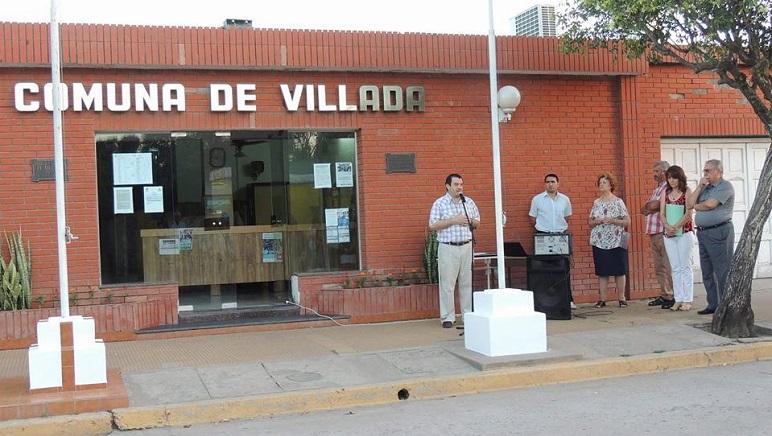 La Comuna de Villada sigue sumando tecnología y ahorra.