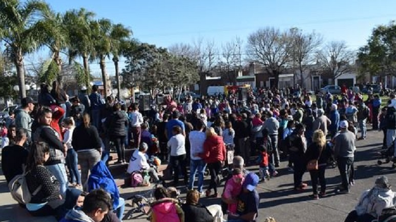 La Plaza Simonetta espera por los niños de la ciudad y la región.