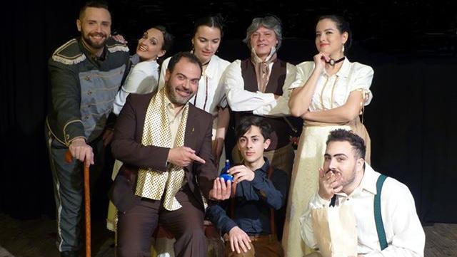 La compañía rosarina llega el lunes a Casilda.