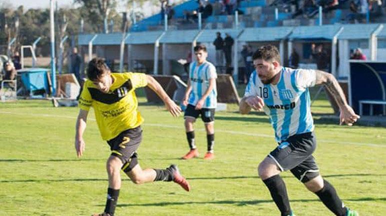 El día que se midieron Argentino y Sporting en la Villa.