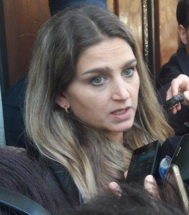 Fiscal de Homicidios Dolosos, Marisol Fabbro.