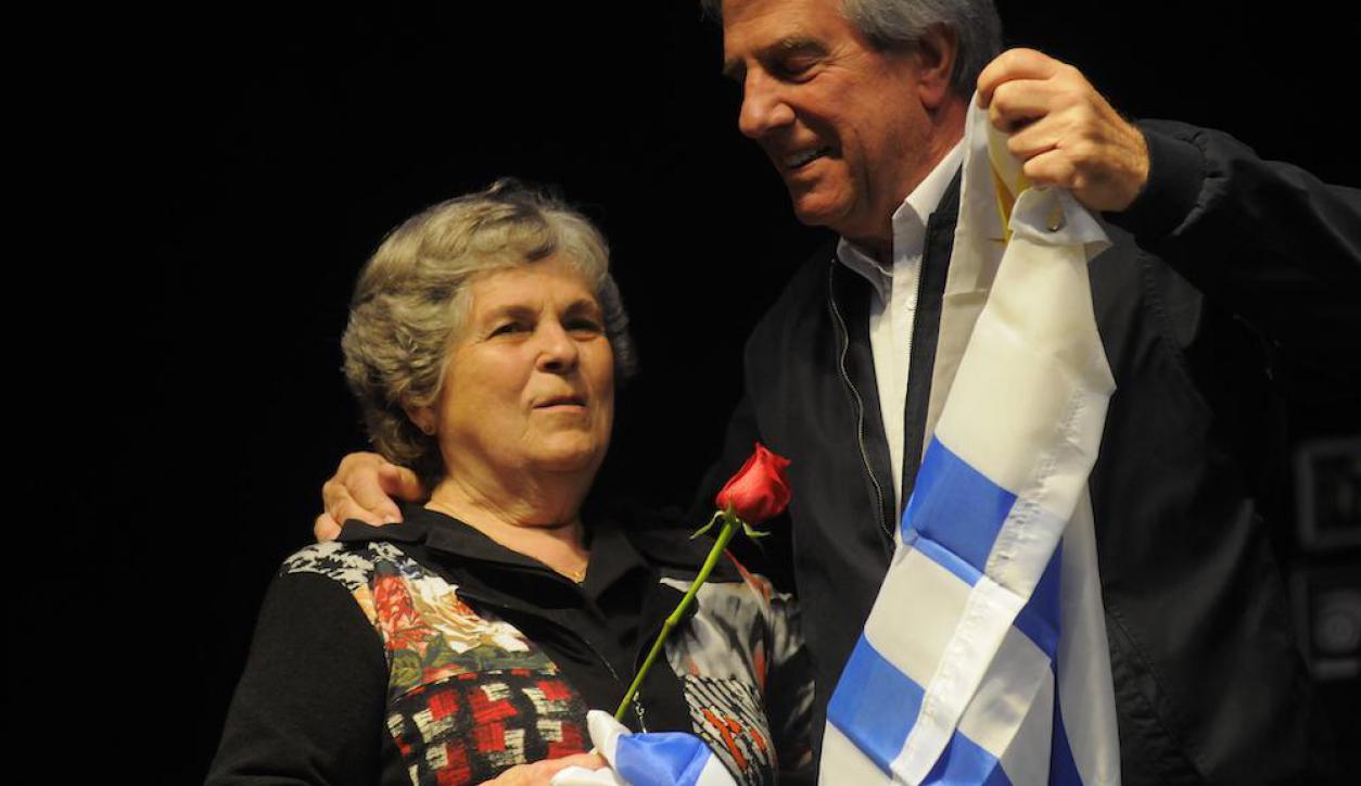 Delgado y Vázquez fueron padres de cuatro hijos.