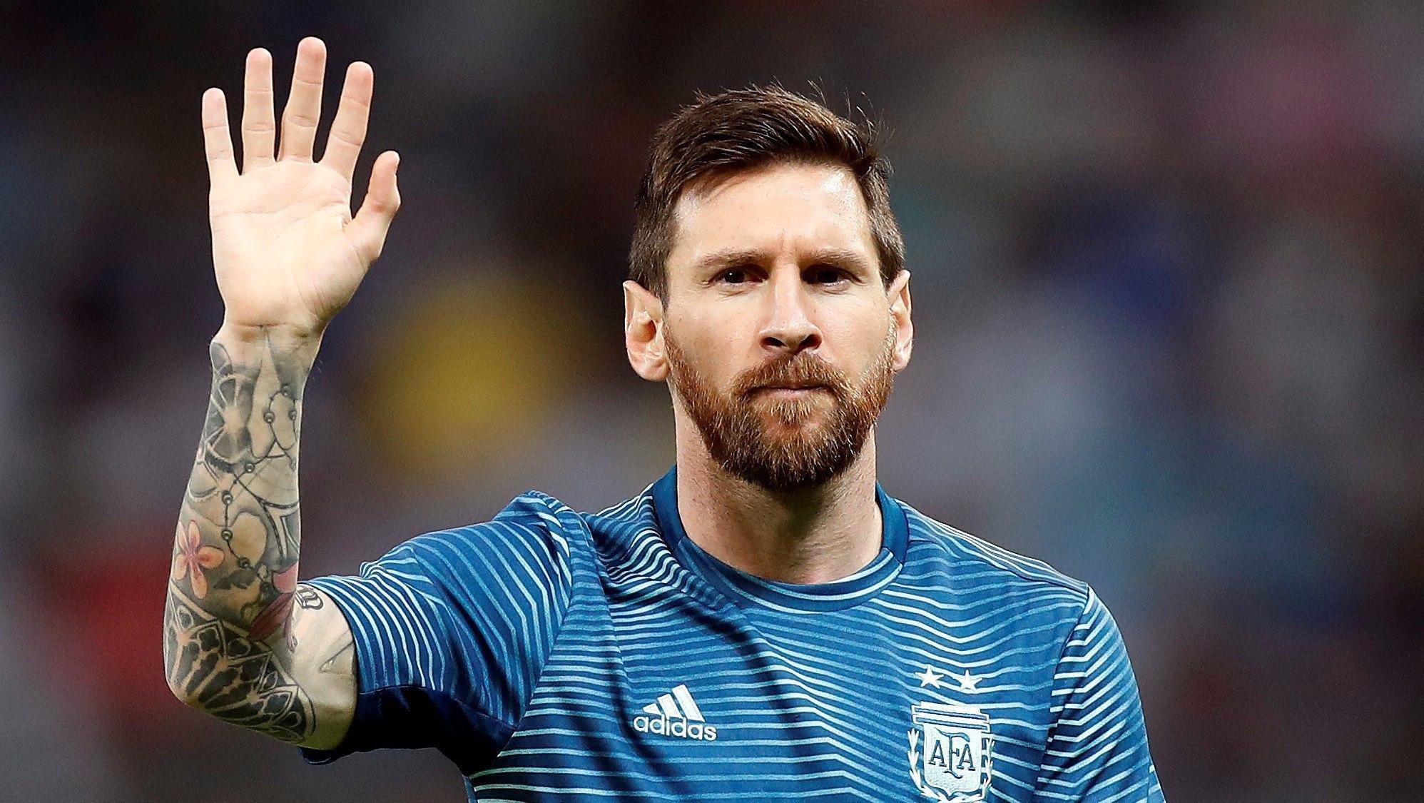Messi nuevamente candidato al mejor del mundo