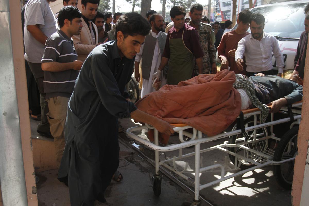 Todas las víctimas son civiles, incluidas mujeres y niños.