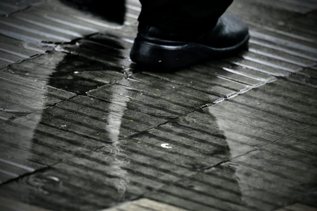 La semana comienza con una llovizna molesta. (Foto: Rosario Plus)