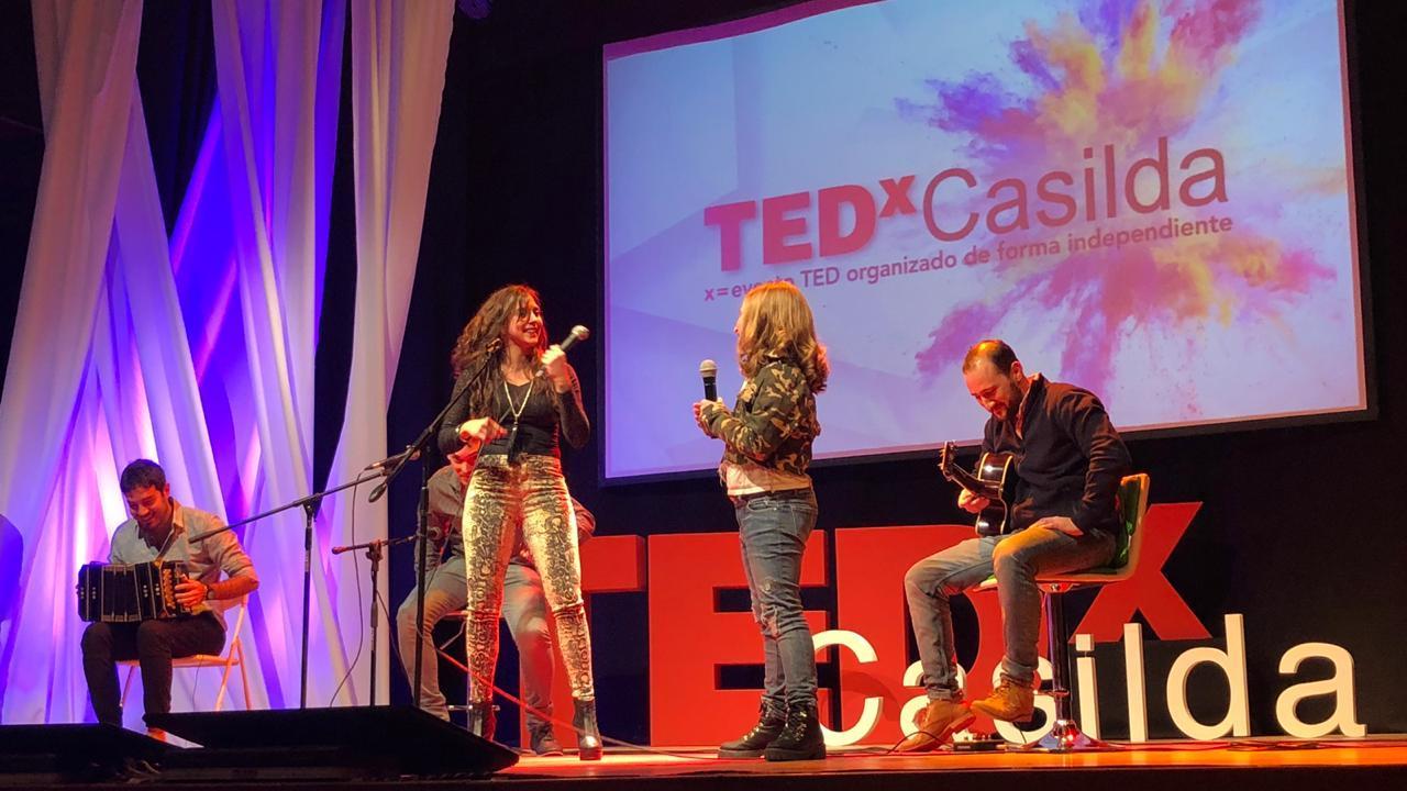 La música fue parte del cierre de este gran evento.