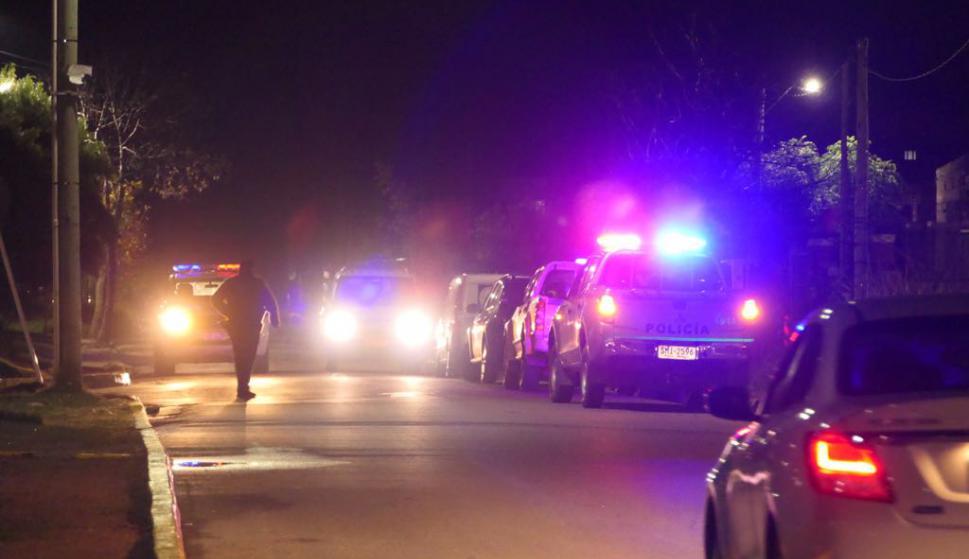 En el departamento Rosario ocurrieron 9 asesinatos en siete días.