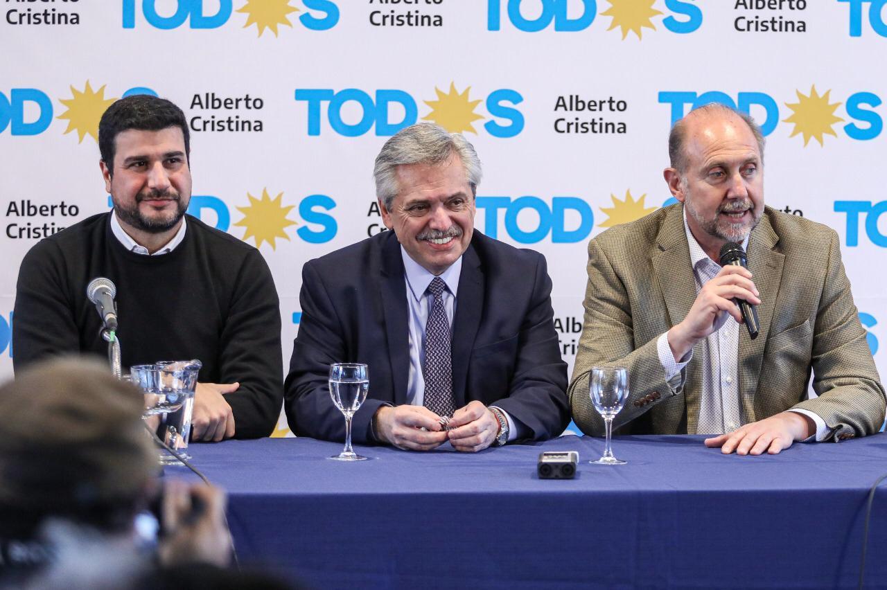 Fernández busca ampliar la base electoral (Rosarioplus)