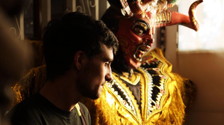 El carnavalito norteño, uno de los ritmos que abordado por el documental.