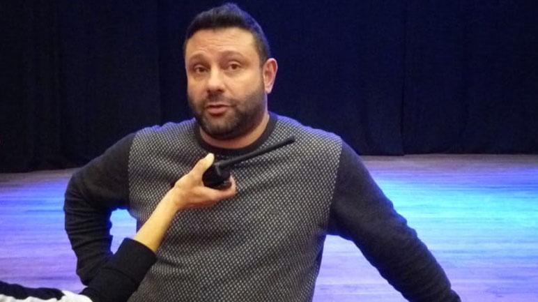 Sebastián Mascherano habló ante un público variado y atento.