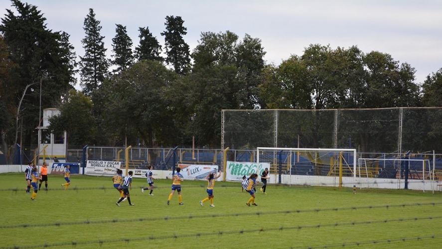 El fútbol femenino tiene sus cuatro primeros clasificados.
