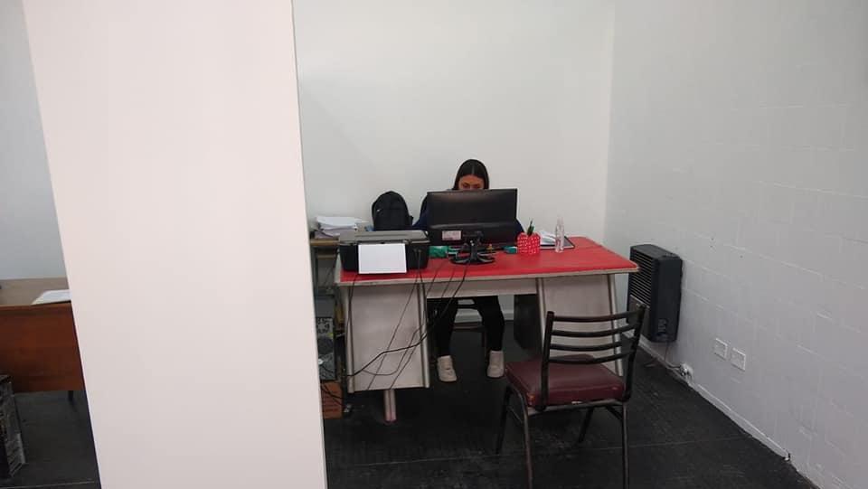 Ya funcionan las oficinas de gestión pública dentro del edificio.