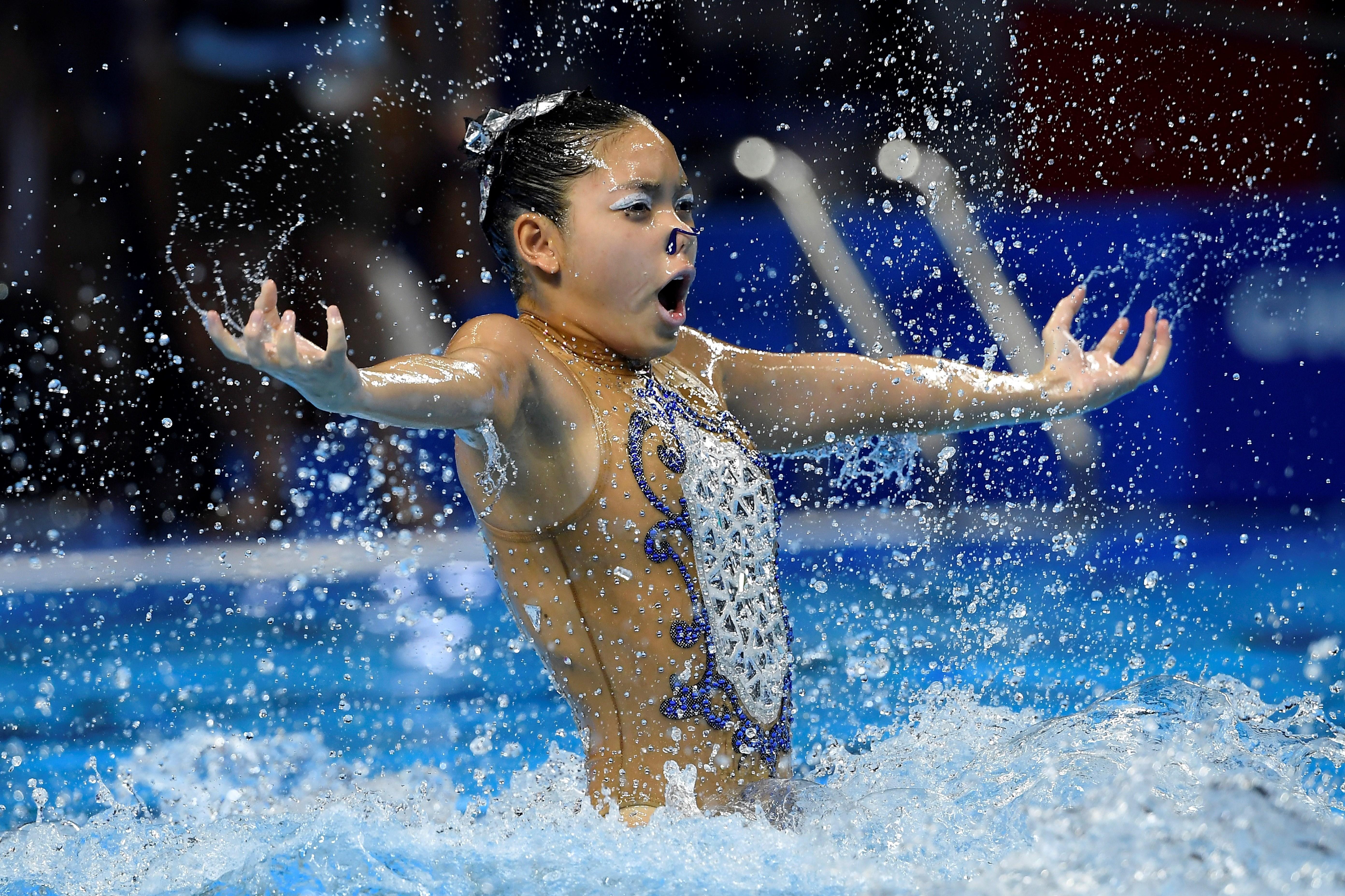 Mundial de Natación de Gwangju 2019, Corea del Sur (EFE)
